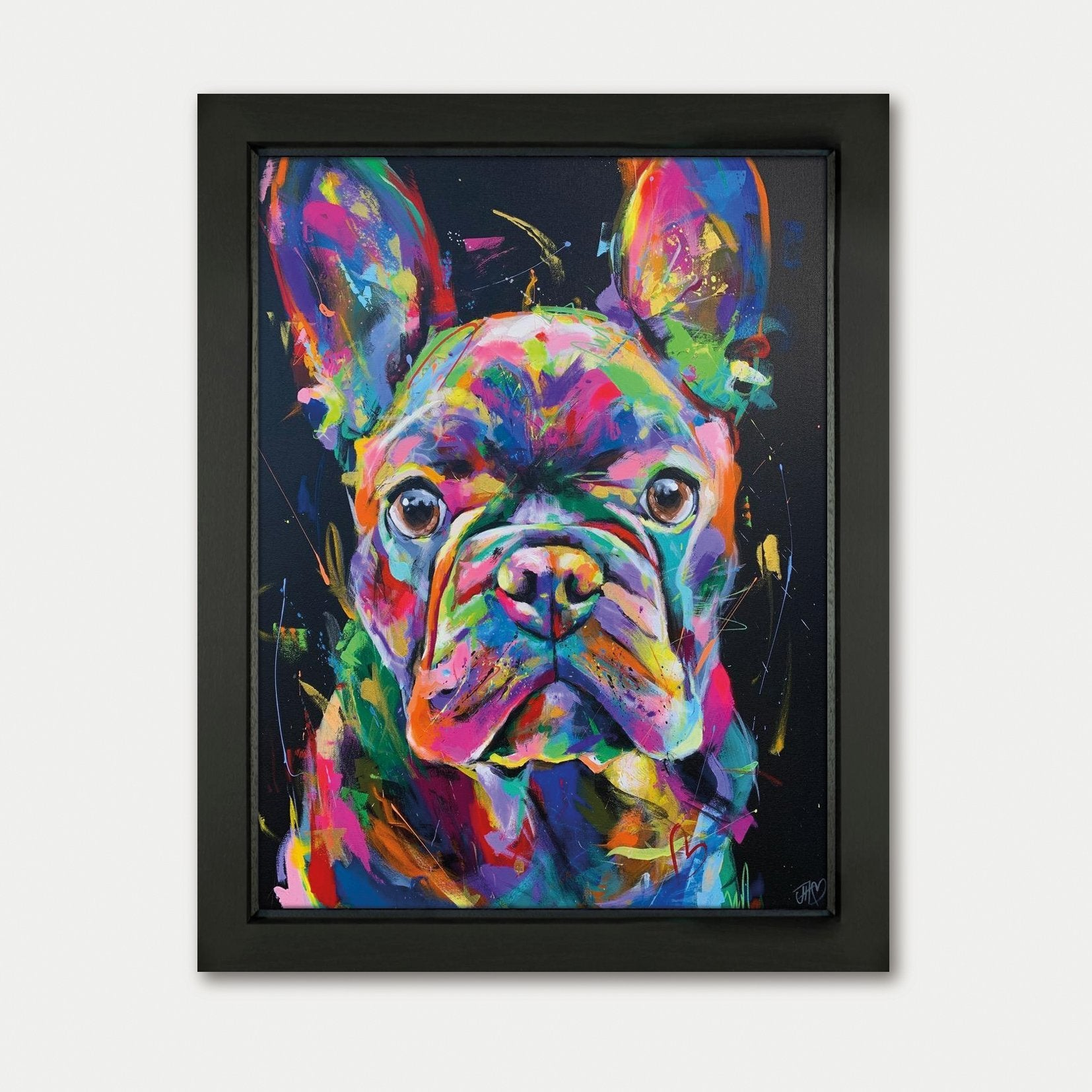Frenchie Spirit - Jennifer Hogwood