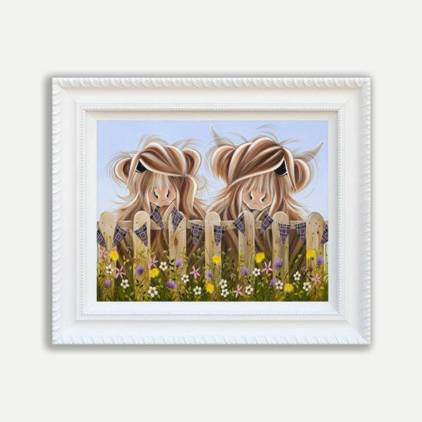 Highland Moos - Jennifer Hogwood
