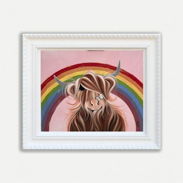 Little Rainbow II - Jennifer Hogwood