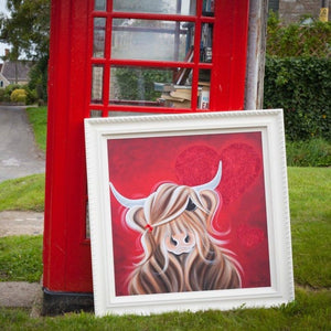 Love, Love Me Moo - Jennifer Hogwood