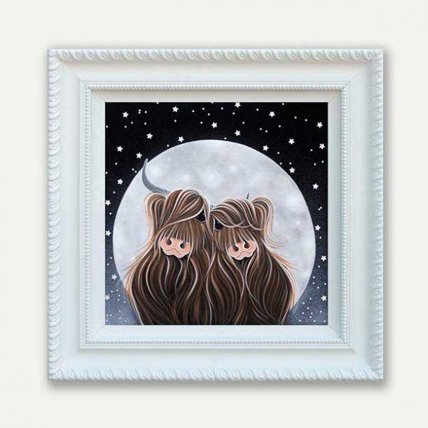 Over The Moon - Jennifer Hogwood