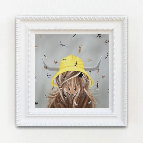 Raining Cats and Dogs - Jennifer Hogwood