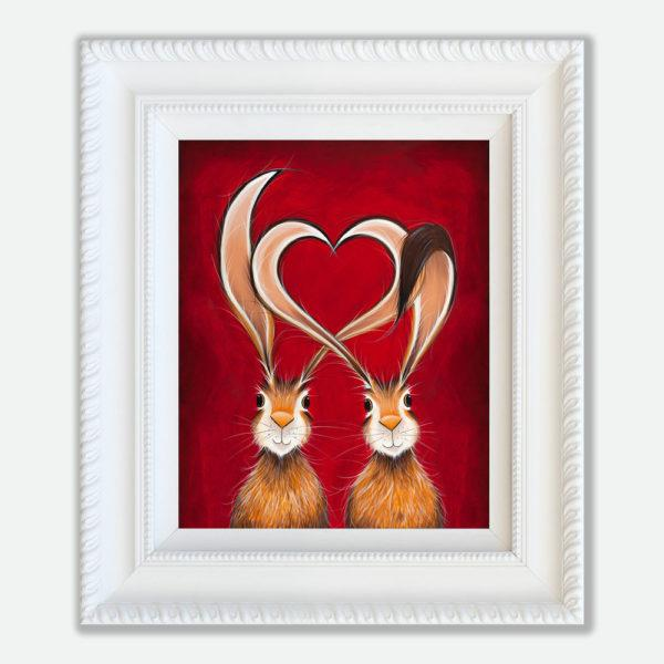 Take Hare Of My Heart - Jennifer Hogwood