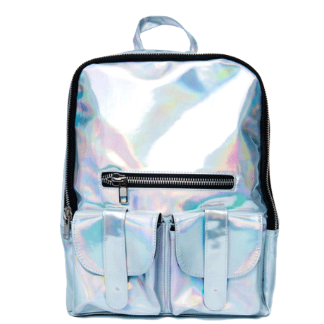 HOLOGRAPHIC LASER BACKPACK