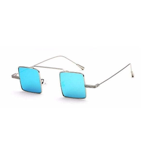 SALE SQUARE SHAPE COLORFUL SUNGLASSES