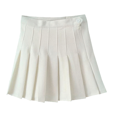 TENNIS PLEATED SKIRT