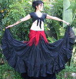 25 YARD BELLY DANCING SKIRT
