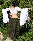 TRIBAL BELLY DANCE HAREM PANTS