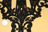 Gothic Victorian Applique