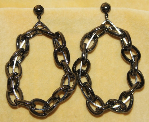 Gothic Gypsy Link Earrings