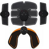 Electric Muscle Stimulator  Fitness Body Slimming Massager