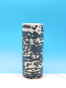 Amorphous Blue Gray Vase 211