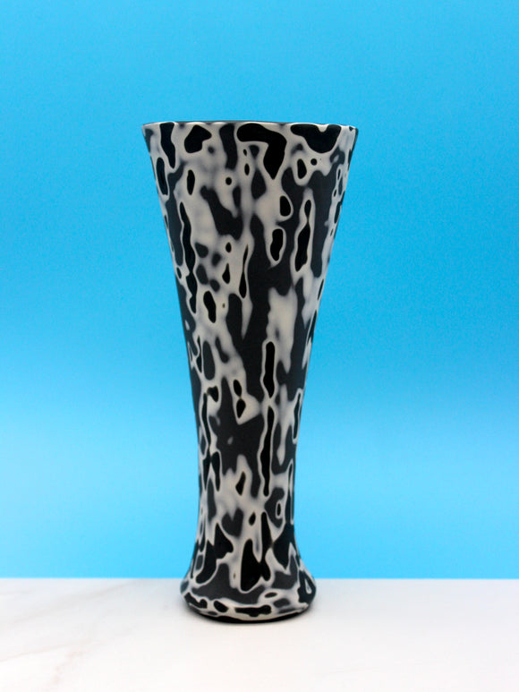 302 Eclipse Fluted Vase