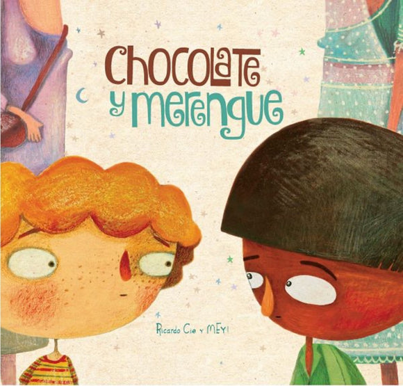 Chocolate y Merengue | Ricardo Cie