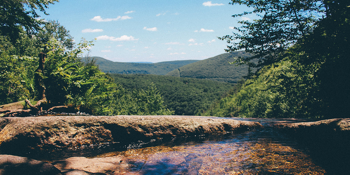 The best waterfall camping for a weekend escape