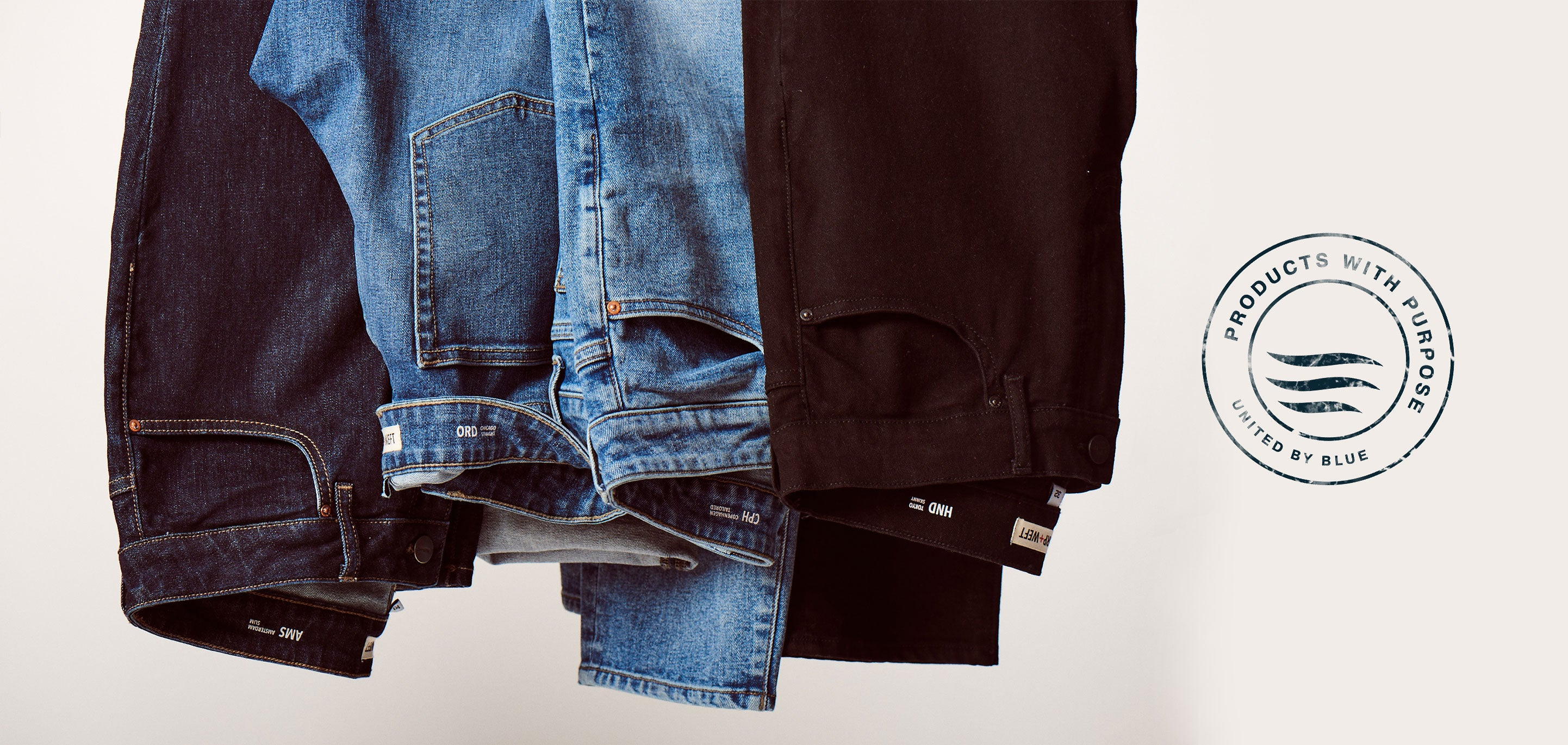 Products with purpose: what is clean denim anyway?