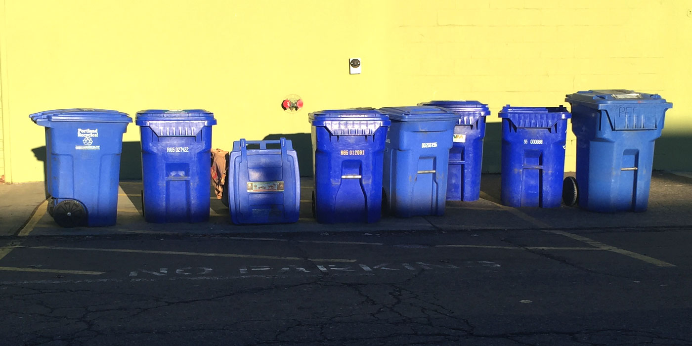 Beyond the blue bin: breaking down the state of recycling in 2019