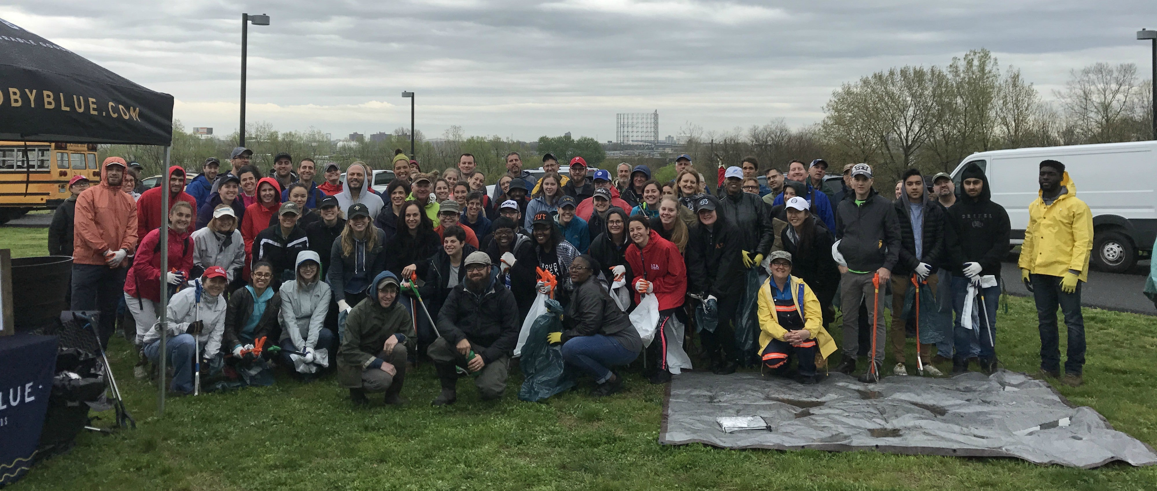 Schuylkill river cleanup