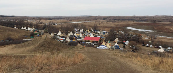 We're Standing with Standing Rock