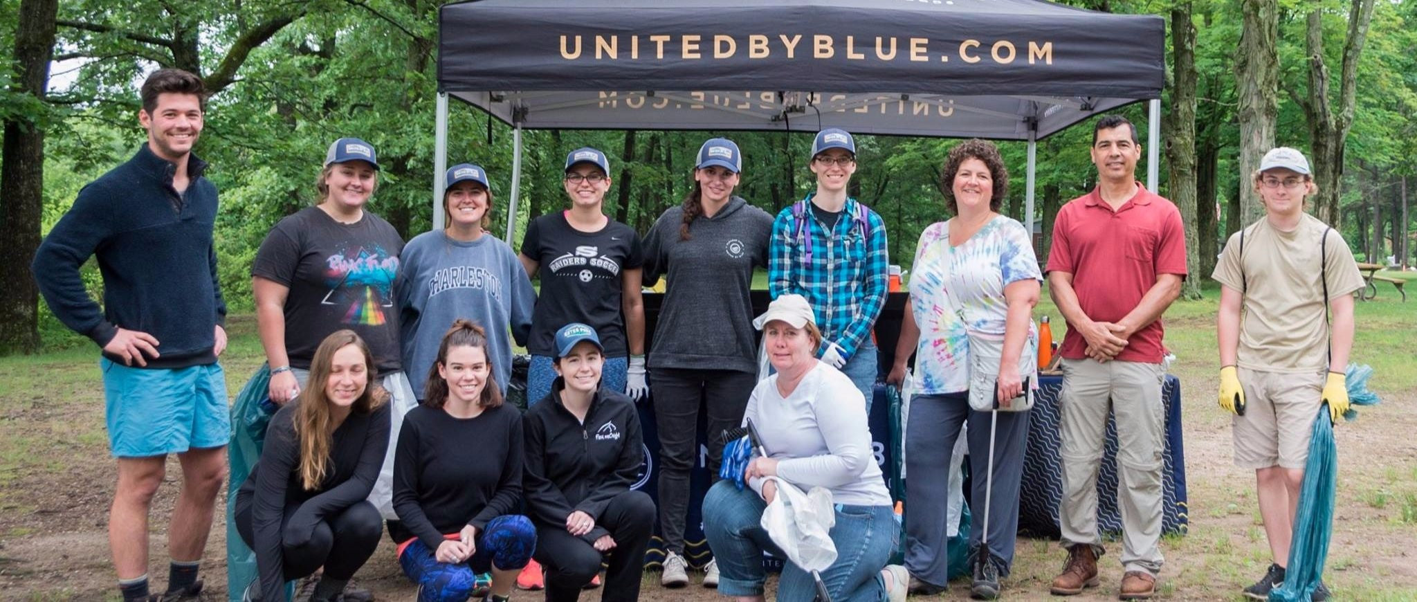 Hanover pond and q-trail cleanup