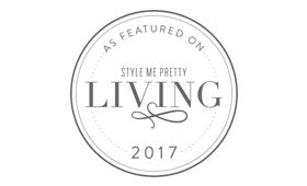 Style me pretty | these are the gifts that keep on giving