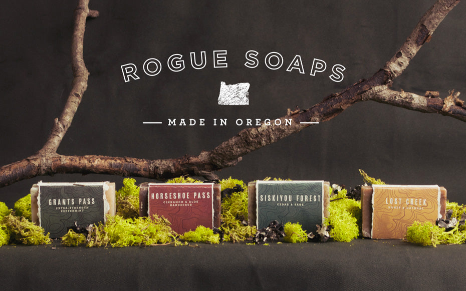 Rogue Soaps Made in Oregon