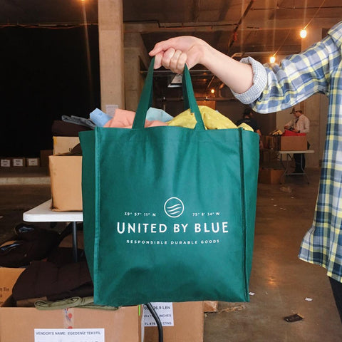 2019 United By Blue Warehouse Sale