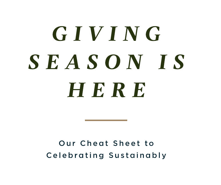 giving season