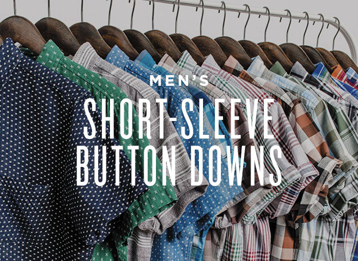 short sleeve button downs