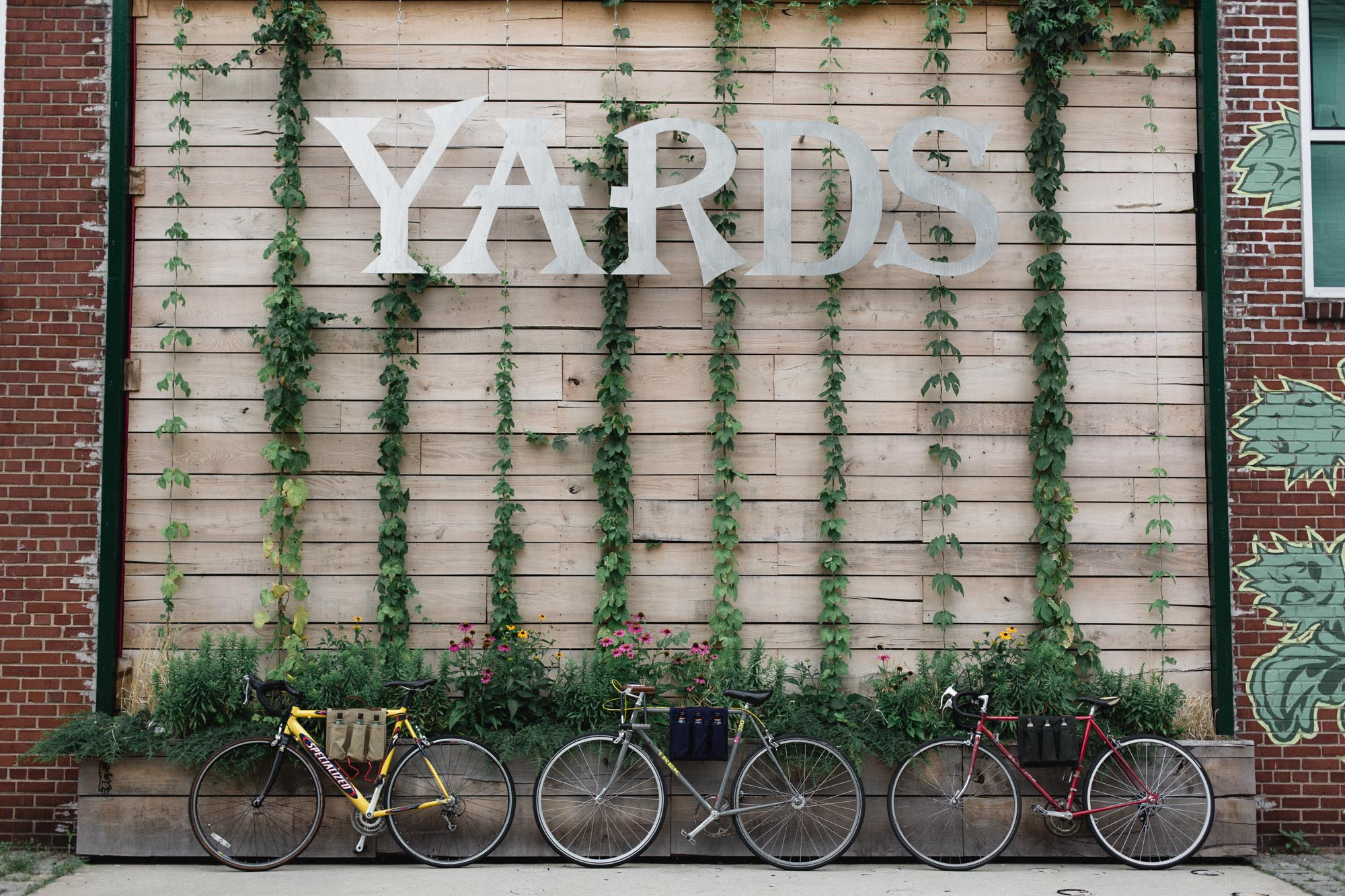 UBB x Yards Brewing Co. Beer Carriers