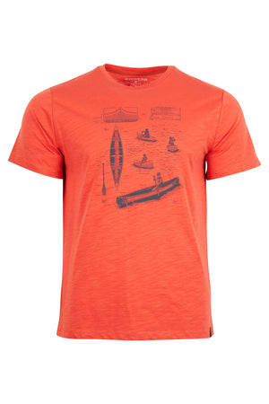 Men's Paddle Perspective Tee