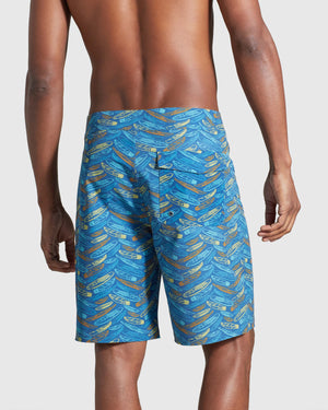 Men's Recycled Performance Board Short