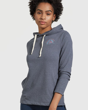 Lakeside View Hooded Pullover