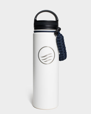 Signature 22 oz. Insulated Steel Water Bottle
