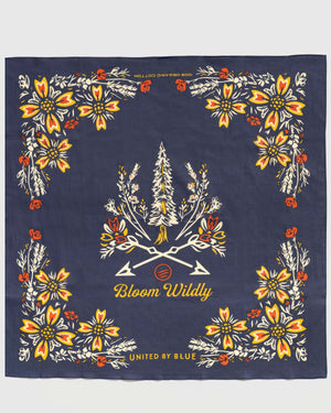 Bloom Wildly Bandana