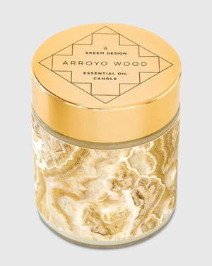 Arroyo Wood Sedona Candle