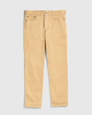 Organic Twill 5-Pocket Pant