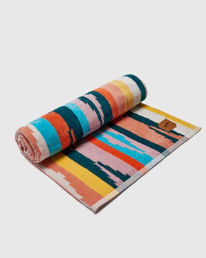 Duvall Oversized Woven Beach Towel