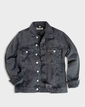 SEA Unisex Denim Jacket - Amoroso