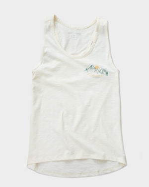 Women's Move Mountains Racerback Tank
