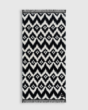 Escher Beach Towel