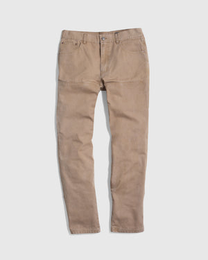 Organic Canvas Work Pant