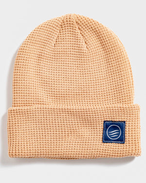 Recycled Waffle Beanie