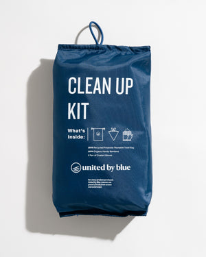 Reusable DIY Cleanup Kit