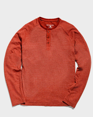 EcoKnit™ Thermal Henley