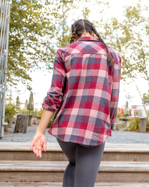 The Womens Responsible Flannel