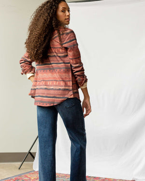 The Womens Printed Responsible Flannel