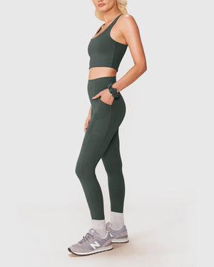 High-Rise Pocket Legging