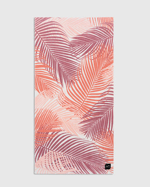 Hala Beach Towel - Pink