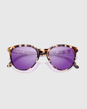 Makani Sunglasses - Tortoise Purple